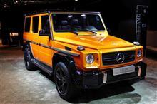 全国6台限定! Mercedes G63 AMG 100周年記念車 発注♪