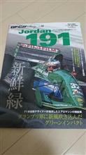 GP Car ストーリー ジョーダン191