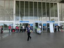 マニラ空港第二ターミナルインターナショナルご利用のご注意 飛行機の窓から