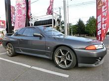 BNR32 GT-Rにテイン モノスポーツ & EDFC!