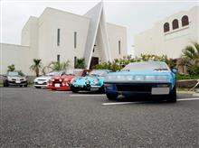 『沼津 オール フレンチ&イタリアン Cars ミーティング 1st』に参加してきました(^O^)