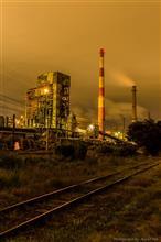 富士工場夜景+α(策士策に溺れる)