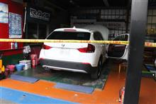 BMW X1 ECUチューニング GG調律!
