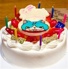 2015 愛娘8歳誕生日