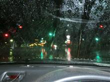 集中豪雨 今夜