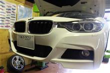 BMW F31 320d オレンジWOLF ECDキット