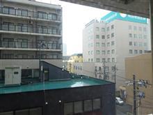 盛岡市で休暇中。しかし雨なんですよね~
