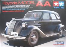 タミヤ1/24スケールの新製品、トヨダAA型購入しました。(関連リンク集もあり) 2015年6月27日投稿