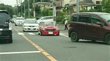 東京西部をドライブ。
