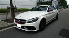 Mercedes-AMG C63s Edition1 納車になりました♪