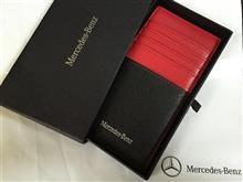 メルセデス・ベンツ オリジナルカードケース