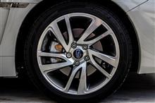 WRX S4のタイヤ考