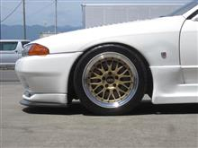 BBS LM 17インチ GTR用