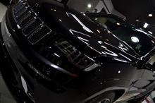 類いまれなるパフォーマンス Jeep・グランドチェロキーSRT8 ガラスコーティング【リボルト静岡】