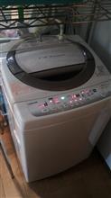 最新式洗濯機を1万円でゲット♪