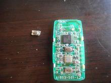 RX-8のドアロックリモコン修理☆