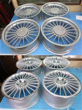 ALPINA&AMGパウダーコートベースからの溶剤指定カラーお化粧塗装