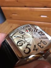 時計が壊れた!