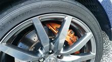 タイヤを新しくすると。。。