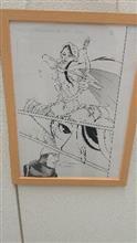 「銀の匙」複製原画を展示 喜久屋書店で荒川さん展 帯広