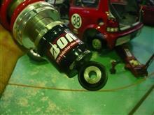 BORJA4レース用オリジナル車高調