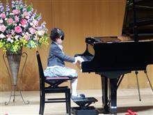 姫 ピアノ発表会