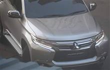 Spyshot ! All new Mitsubishi Pajero Sport Ⅱ : Thailand ・・・・