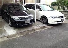 洗車しまスマタ(#^^#)