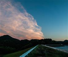 新月だったが強風と雲のため機材テストのみ。