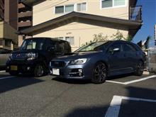 天気も良くて洗車日和(`・ω・´)