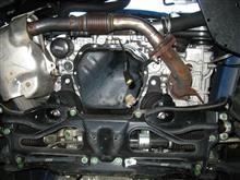 Defi C2_油温油圧ブースト計_オイルブロック無しで設置/その5_配線引回し方法