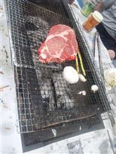BBQ→SOS!!