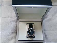 久し振りの腕時計購入