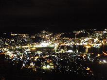 日本三大夜景長崎稲佐山に行って来ました