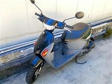 50ccスクーターに乗ってみた。。。