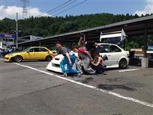 0721日光スポーツ走行(^.^)