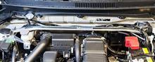 スズキ アルト ターボRS用 ストラットタワーバー 開発完了しました!