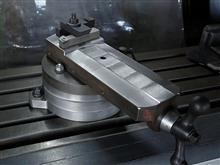 フライス旋盤(仮称)用刃物台がひとまず完成
