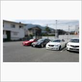 とある駐車場の光景。。。