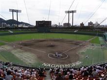 今日の岐阜県高校野球予選大会です。(^_^)v