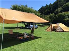 ラパンでディキャンプ