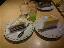 真夜中にケーキが食べたくなったので