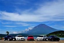 富士山一周ツーリングオフ(前編)