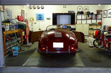 356スピードスターの洗車