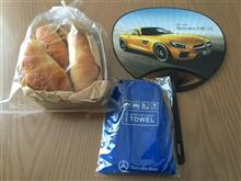 Mercedes-Benz CLS 400に試乗してみて...  英語に魅せられて... その 3