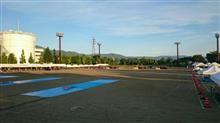 長野県消防ポンプ操法大会。