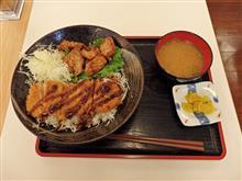 東名阪下り大山田PA 敵勝丼840円