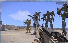 ArmA3 addon Rk-92 移行中