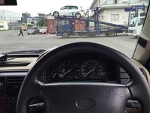 Land Rover Disco1 ☆ 検査