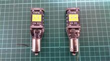 フロントウインカー LED化